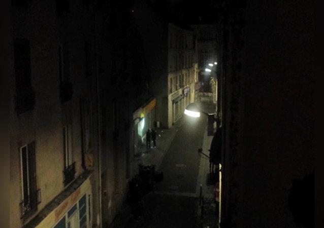 La operación en Saint-Denis: imágenes exclusivas