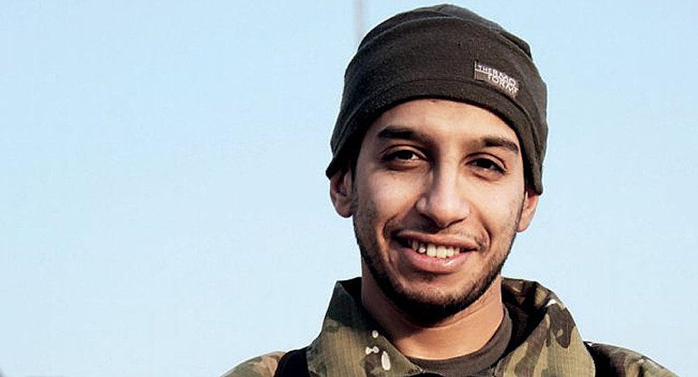 Abdelhamid Abaaoud, organizador de los atentados en París