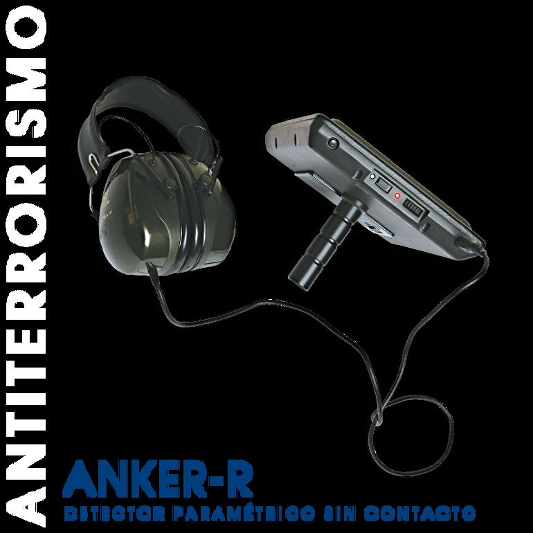 Detector ruso Anker-R