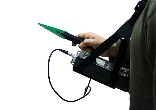 Sistema ruso de detección de escuchas Piraña-2
