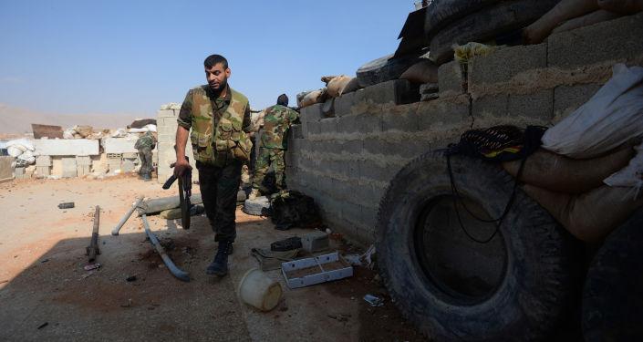 Al menos cuatro muertos por ataque de la coalición contra Ejército sirio