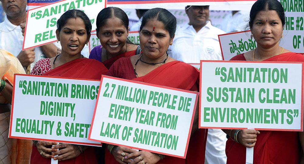 El Día Mundial del Retrete en India