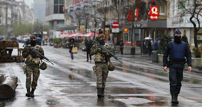 Bruselas enfrentó amenaza de un atentado comparable con los de París