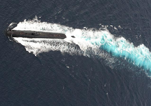 Submarino de la Marina Real Británica