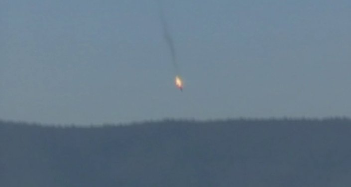 Derribo del Su-24 ruso por Turquía
