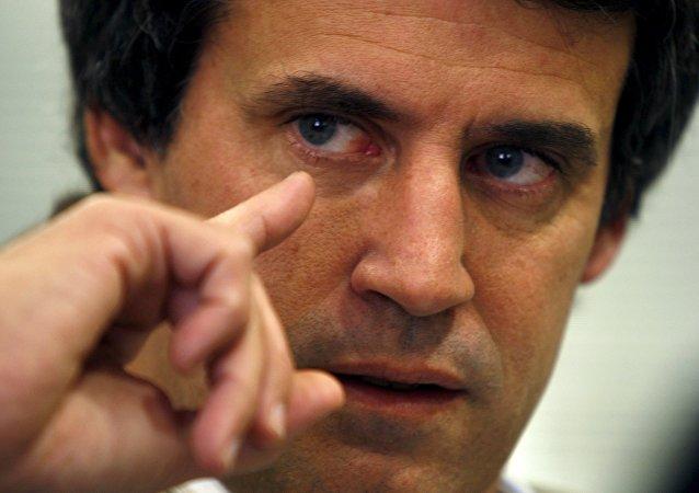 Alfonso Prat Gay, ministro de Hacienda y Finanzas Públicas de Argentina