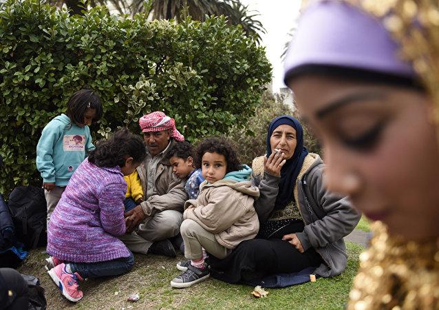 Los refugiados sirios en Uruguay