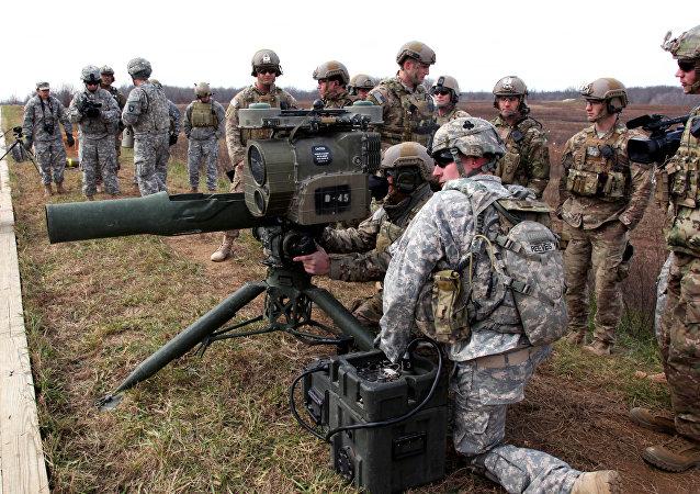 Misil antitanque TOW