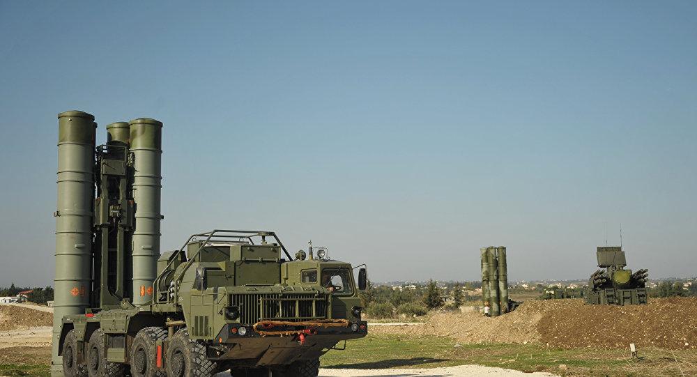 Sistemas de misiles antiaéreos S-400