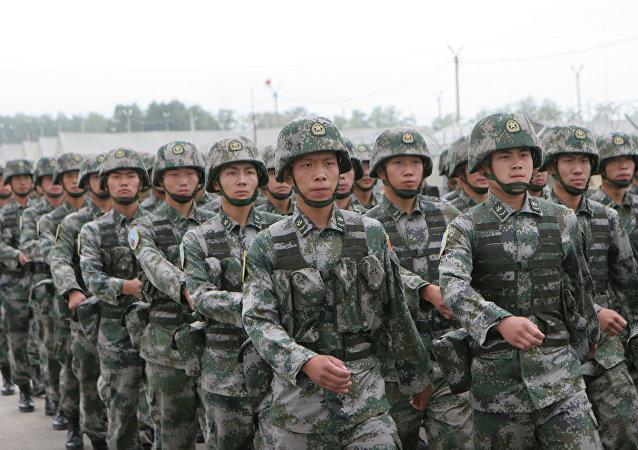 Ejército Popular de Liberación de China
