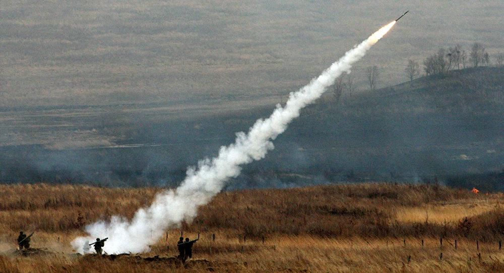 Misil de corto alcance Iglá-S
