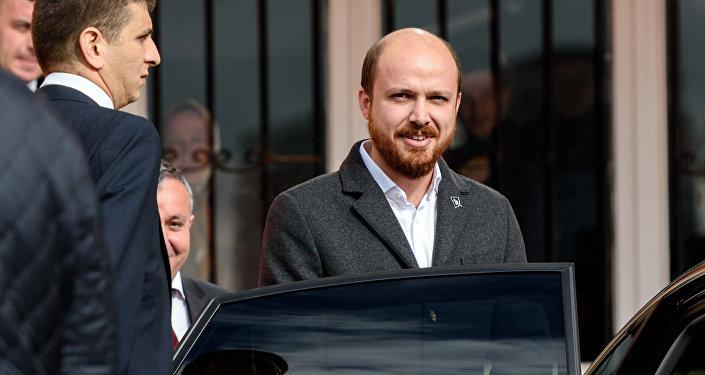 Bilal Erdogan, hijo del presidente de Turquía, Recep Tayyip Erdogan