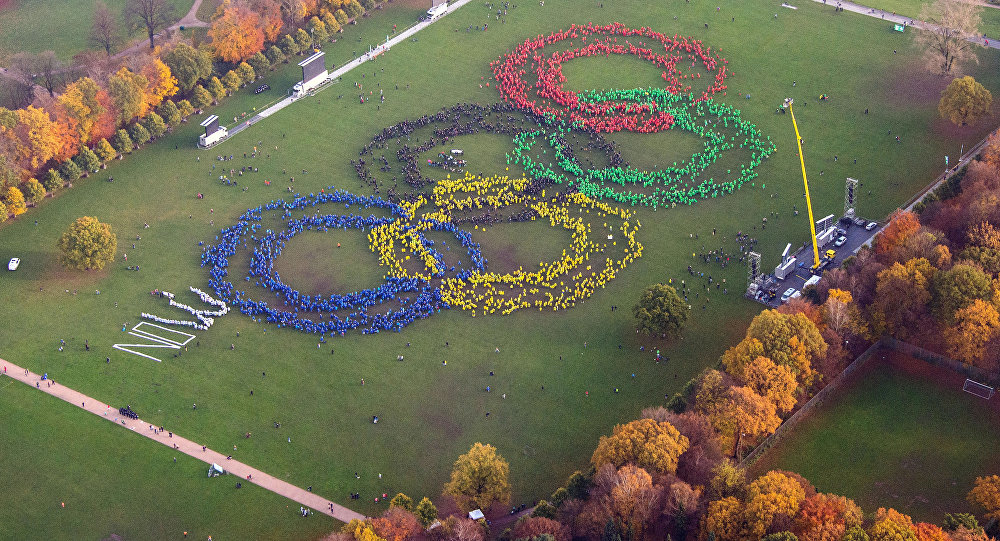 Logo de los Juegos Olímpicos
