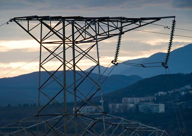 Rusia pide a EEUU y la UE una valoración jurídica del bloqueo energético de Crimea