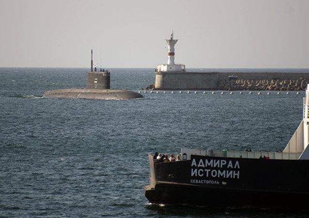 El puerto de Sebastopol