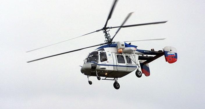 Helicóptero ligero Ka-226T