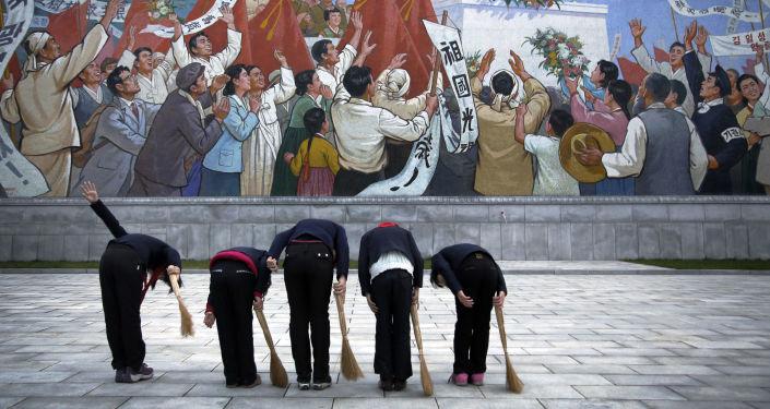 La vida diaria en Corea del Norte