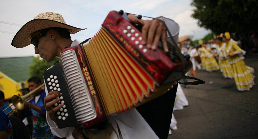 Festival Vallenato en Colombia