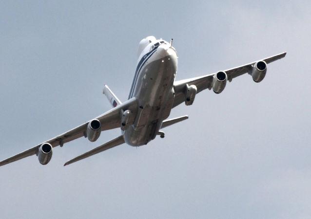 El Il-80, el avión del Juicio Final