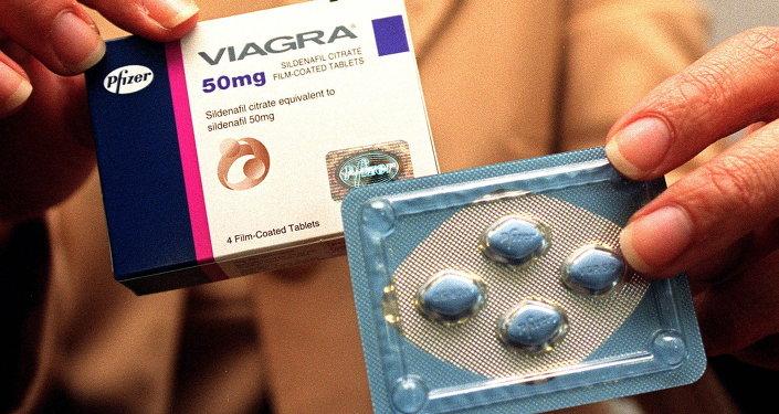 Viagra, principal producto falsificado del mundo