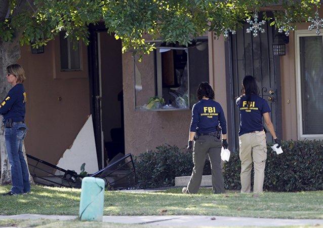 Hallan 12 explosivos en casa del presunto autor de tiroteo en California