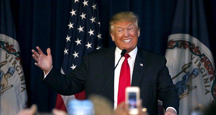 Donald Trump, candidato a las primarias del Partido Republicano de EEUU