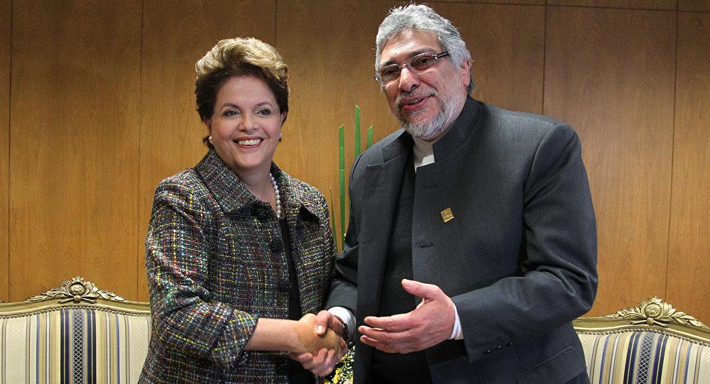 Resultado de imagem para golpe Paraguay