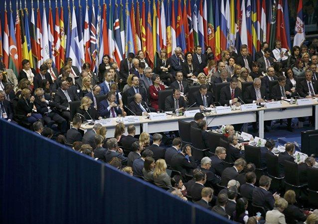 Reunión del Consejo de Ministros de Exteriores de la OSCE, Belgrado