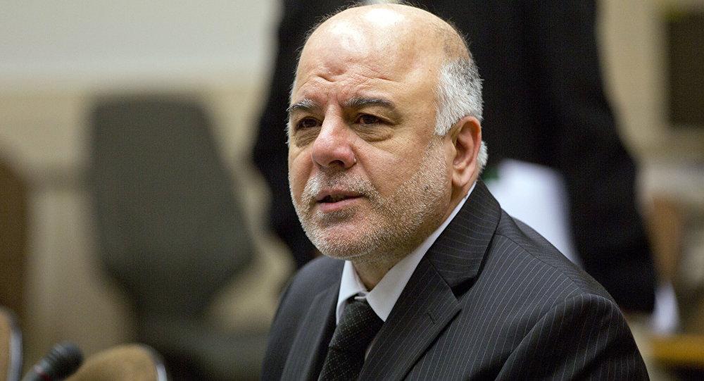 Haider Abadi, primer ministro de Irak
