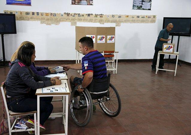 Unasur asegura que elecciones parlamentarias venezolanas se desarrollan con normalidad