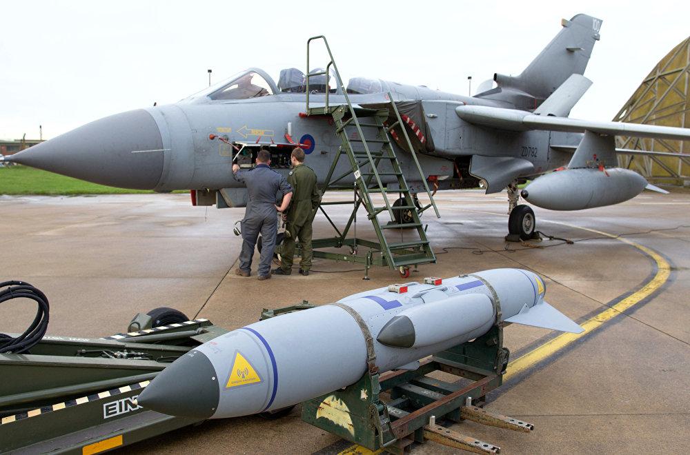 Estado Islámico se enfrenta a Tornado