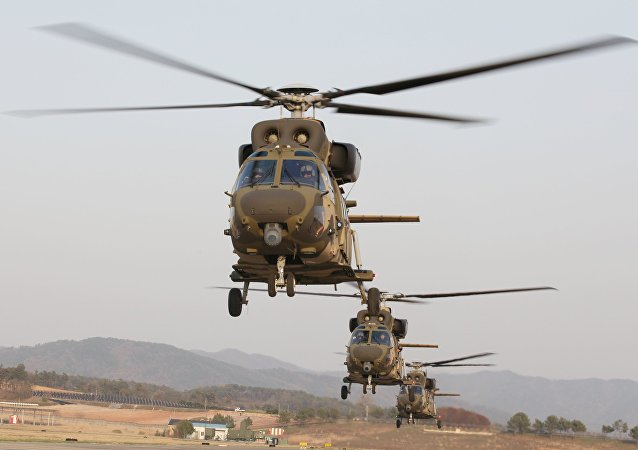 Helicópteros surcoreanos KUH-1/ Surion