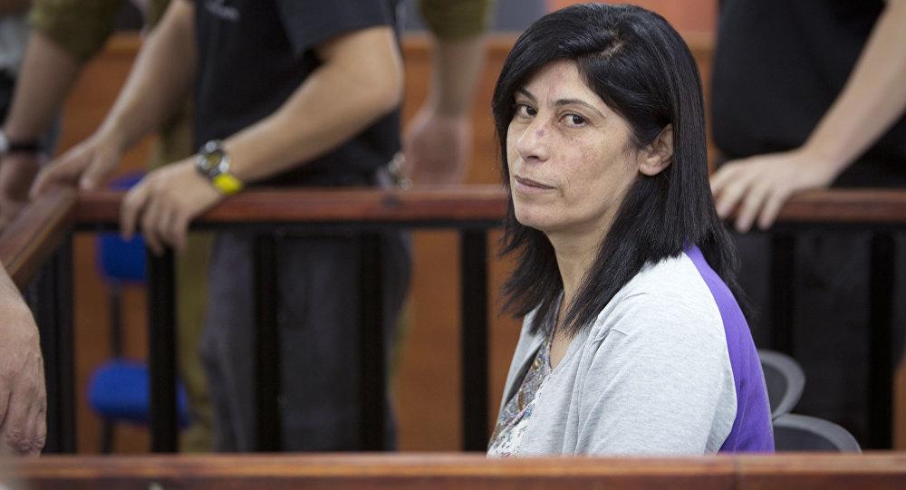 Diputada palestina, Jalida Yarrar