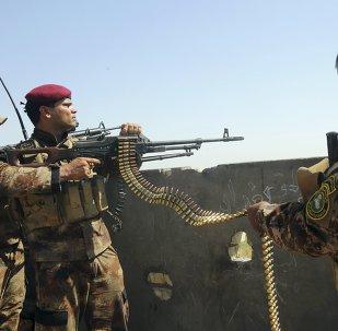 Militares de Irak