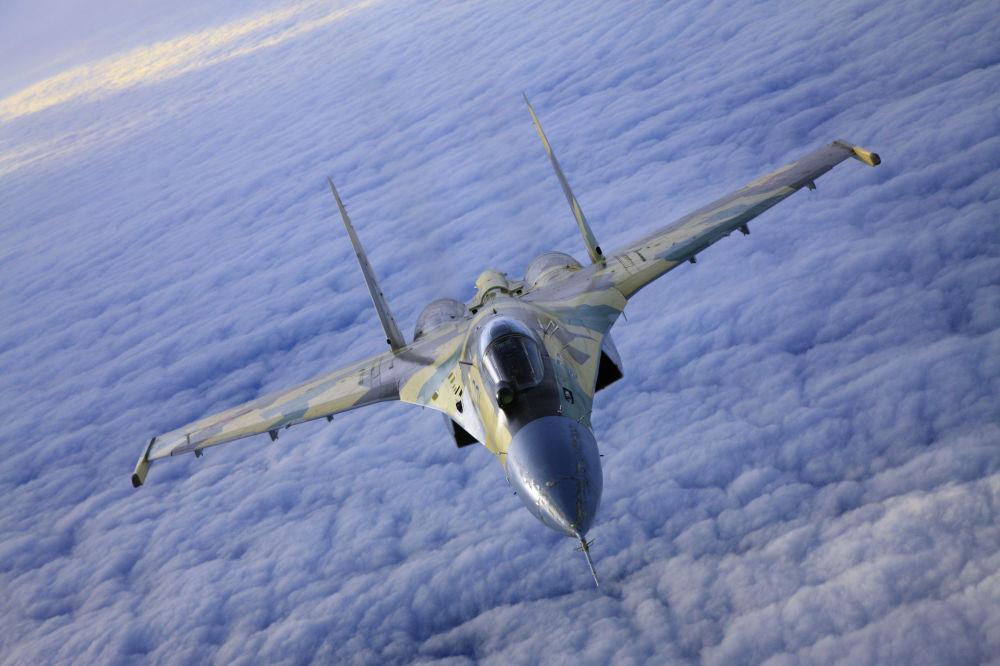 El Su-34 y el Su-35, un orgullo de las Fuerzas Armadas rusas