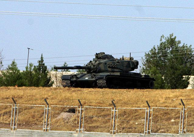 Tanque turco