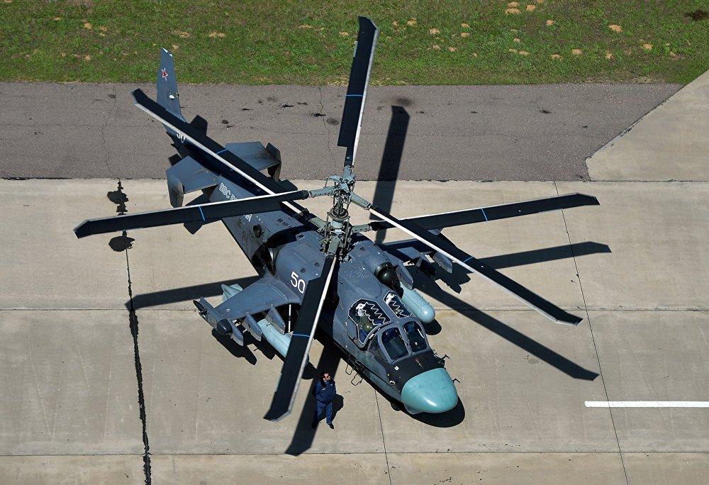 Los diez mejores helicópteros de ataque