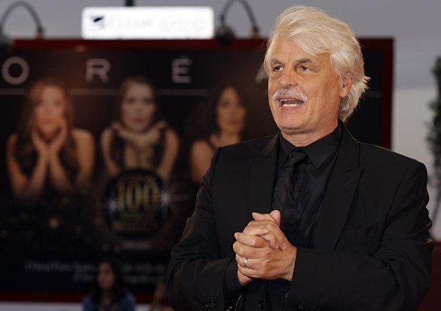 Michele Placido, el destacado actor y director italiano