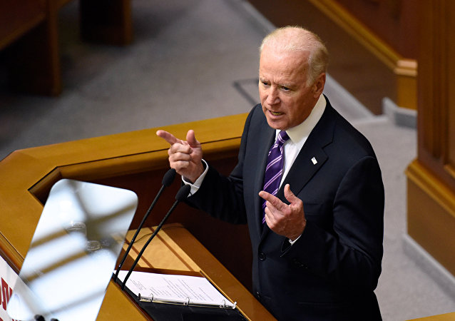 Joe Biden, vicepresidente de EEUU