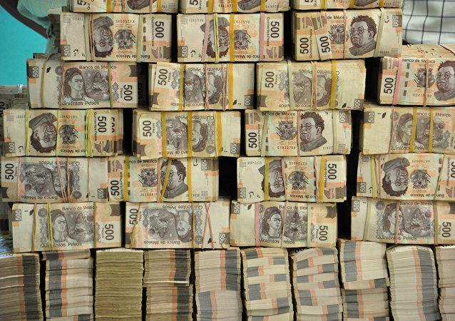 Los pesos mexicanos (imagen referencial)