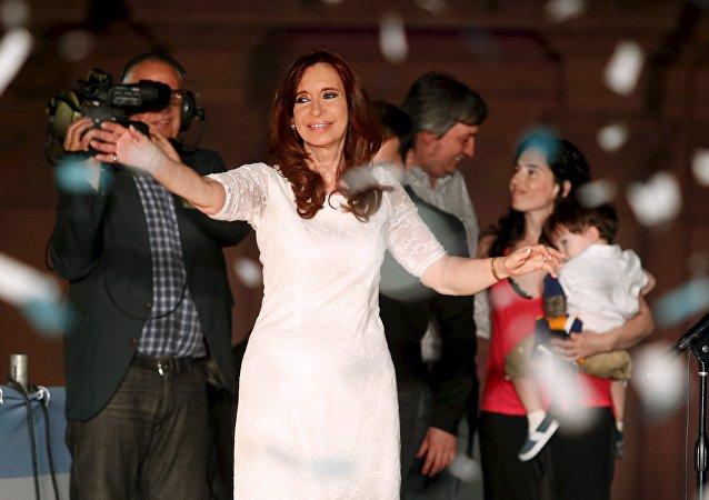 El último día de la presidencia de Cristina Fernández de Kirchner