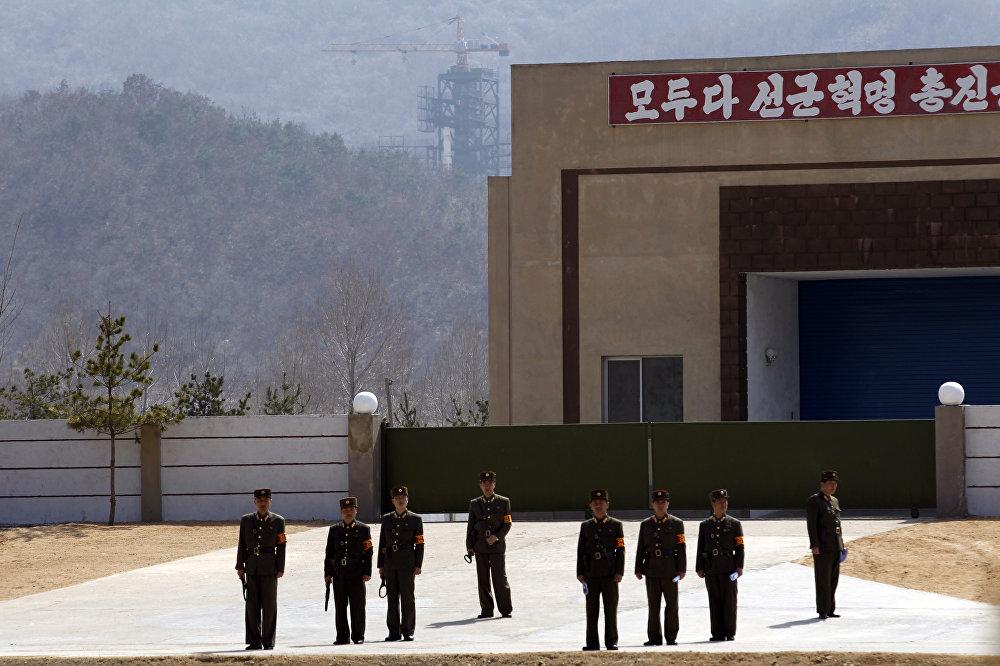 Pyongyang tiene la bomba de hidrógeno y base espacial para lanzarla