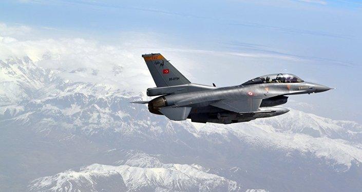Caza de la Fuerza Aérea de Turquía