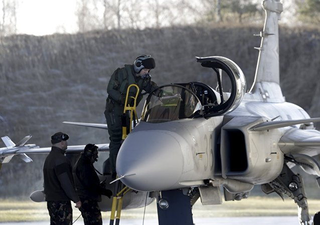 Avión de la OTAN (archivo)