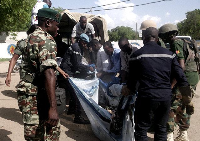 Violencia en Camerún