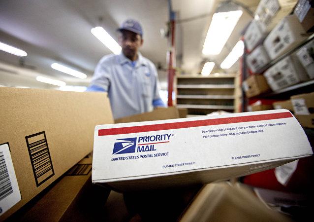 Servicio postal de EEUU