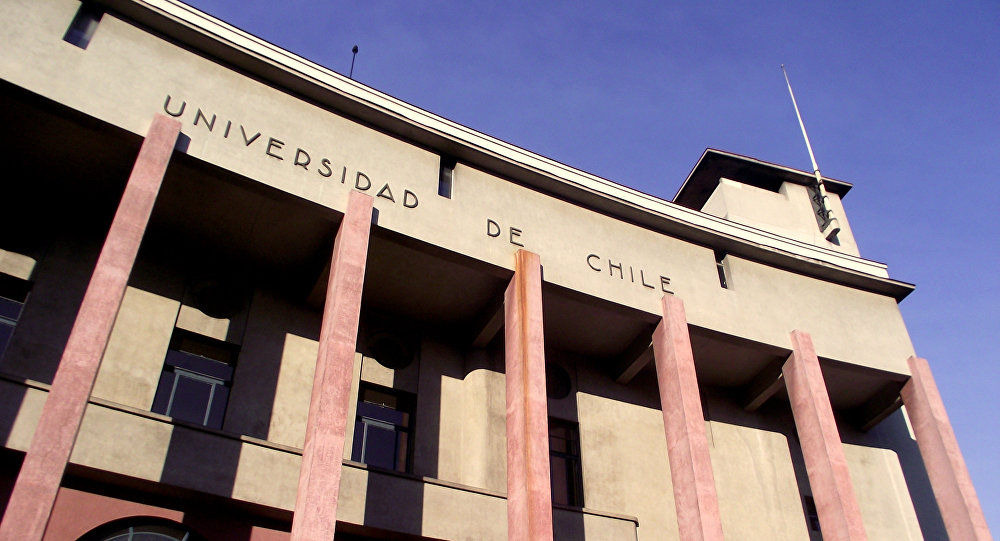 Universidad de Chile (archivo)