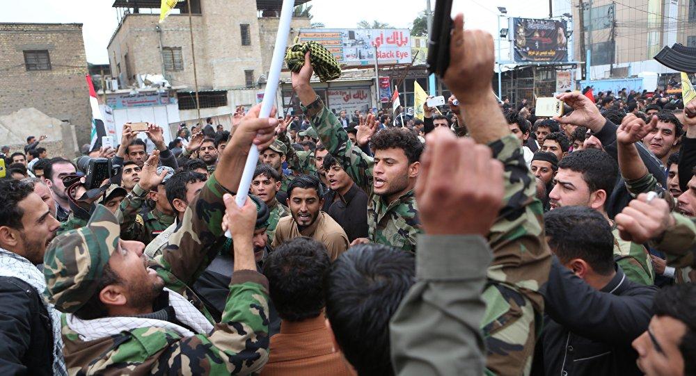 Los iraquíes demandan la retirada de las tropas turcas del territorio de su país