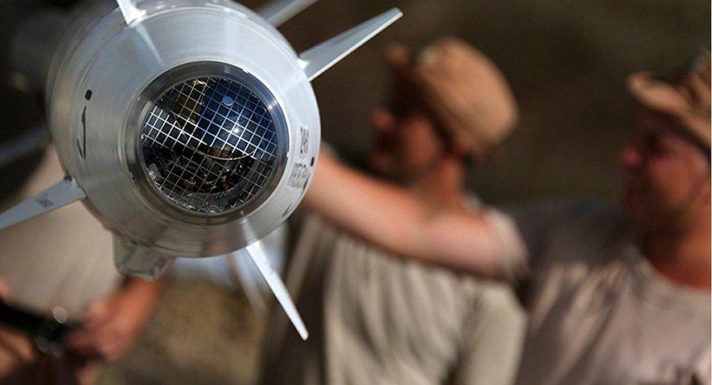 Operación antiterrorista rusa en Siria