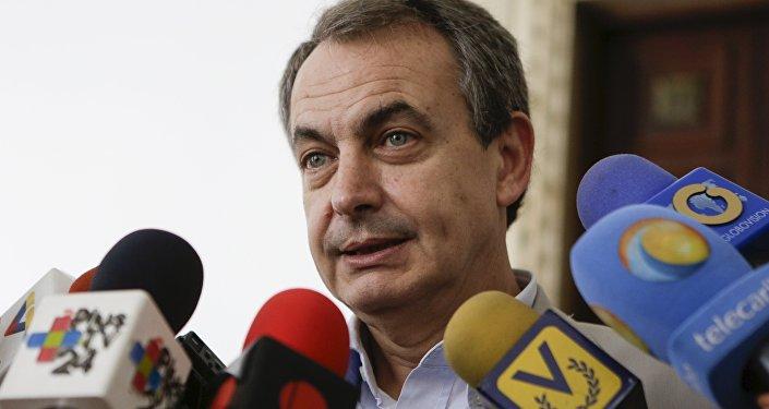 José Luis Rodríguez Zapatero, expresidente español (archivo)